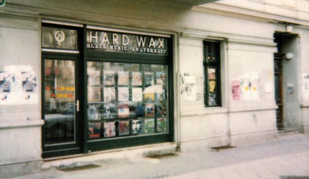 We Call it Techno Hard Wax Record Store