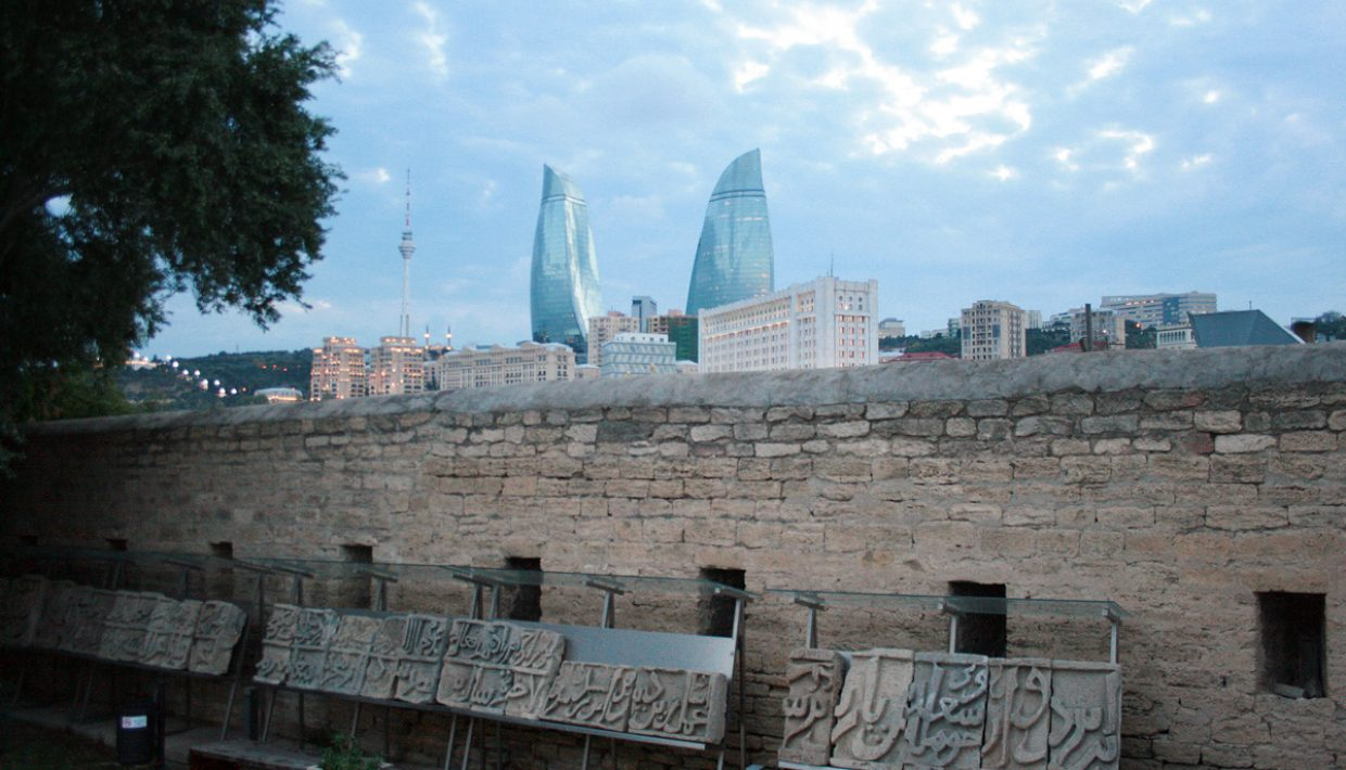 Baku Azerbaijan iN Club Tbilisi Techno