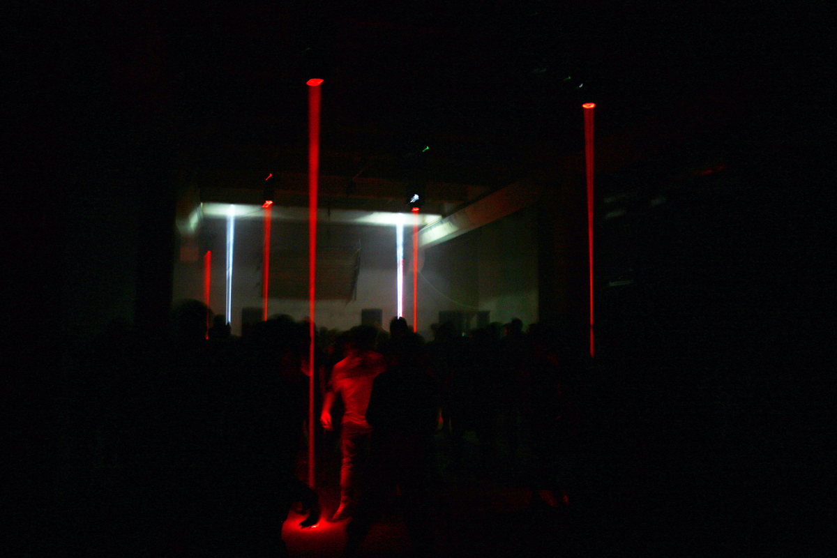 Baku Azerbaijan iN Club Tbilisi Techno