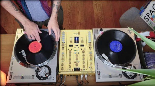japanese city pop 80s vinyl mix