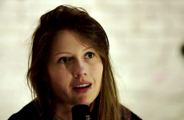 Charlotte De Witte, www.EB.tv video still