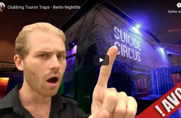 The top 5 Berlin clubs to avoid.