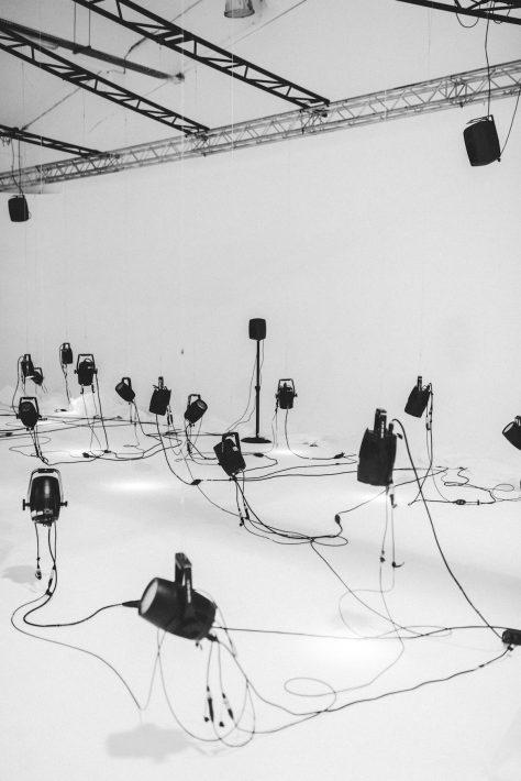 Unsound Festival's Ephemera: Foris exhibit used sound and smell to explore the anthropocene. by Helena Majewska