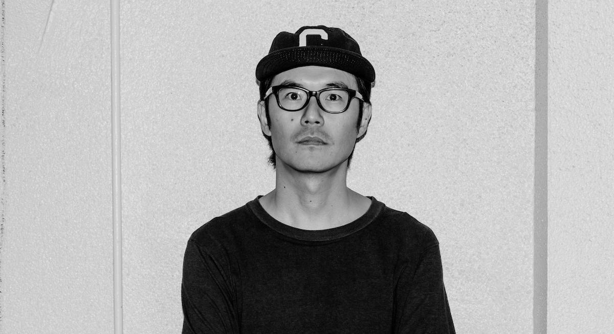 Japanese techno selector Wata Igarashi.