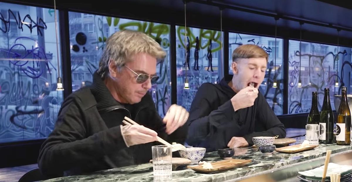 hawtin and jarre sushi date