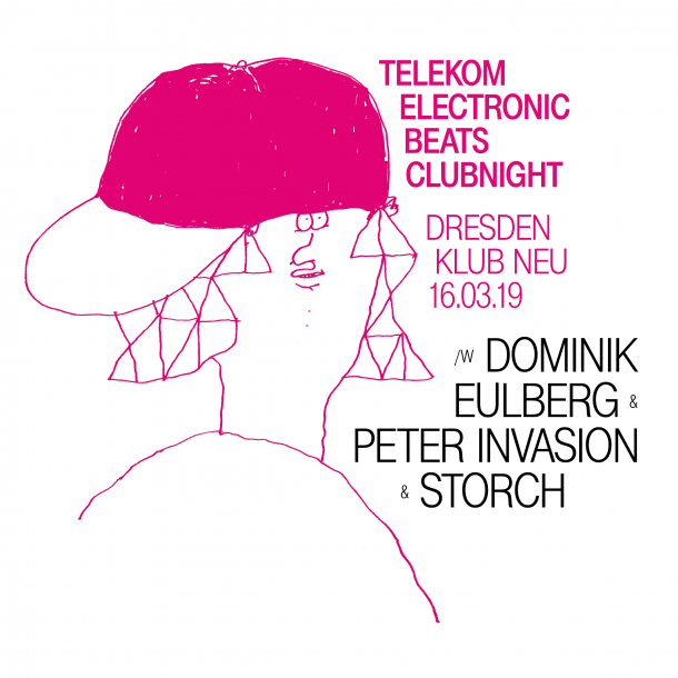 TEB Clubnight with Dominik Eulberg, Peter Invasion, Storch