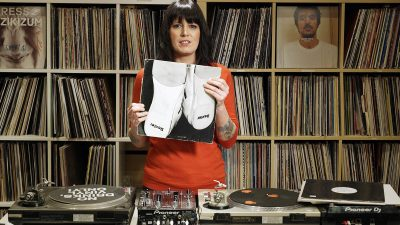 B-Sides: Digging In The Crates With Cinthie