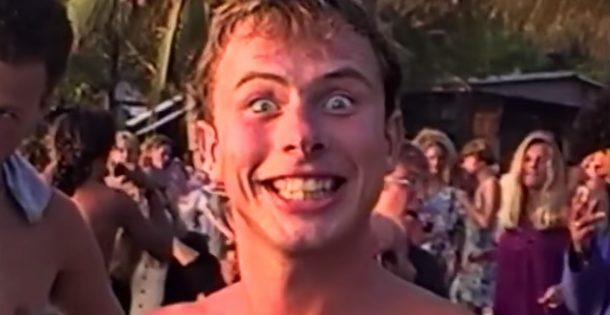 This Video Will Make You Wish You Could Listen To Trance On A Thai Beach In 1993