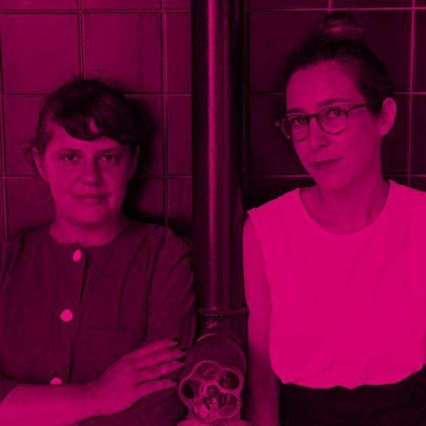 LenaWillikens und Sarah Szczesny im TEB Podcast
