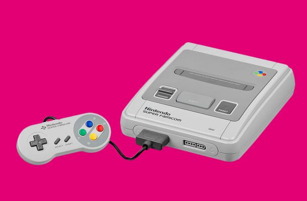 Nintendo Super Famicom Set