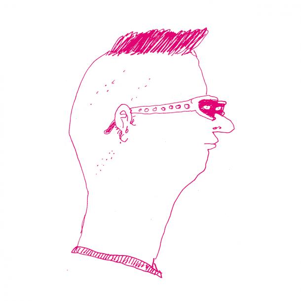 TEB Clubnight Illustration by Stefan Marx