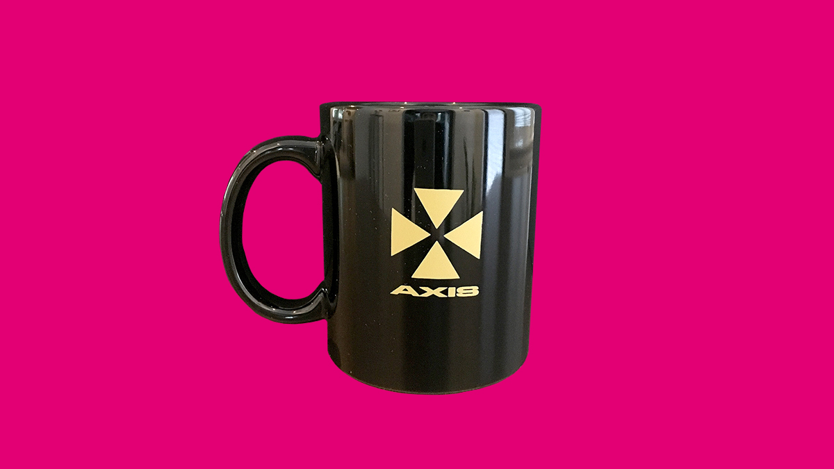 This Axis Records Mug Will Make You Feel Like Jeff Mills During Your Next Coffee Break