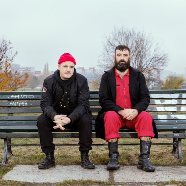 Listen To New Episodes Of Our Podcast Featuring Modeselektor And Michael Rother