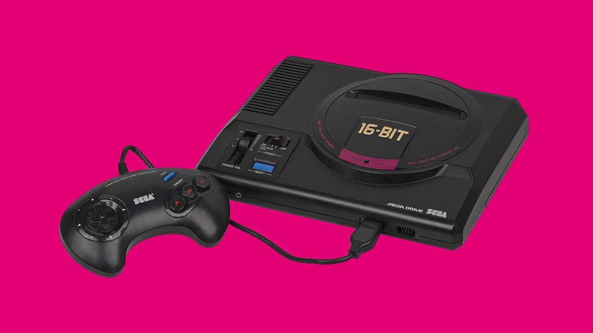 Sega Mega Drive Cartridge