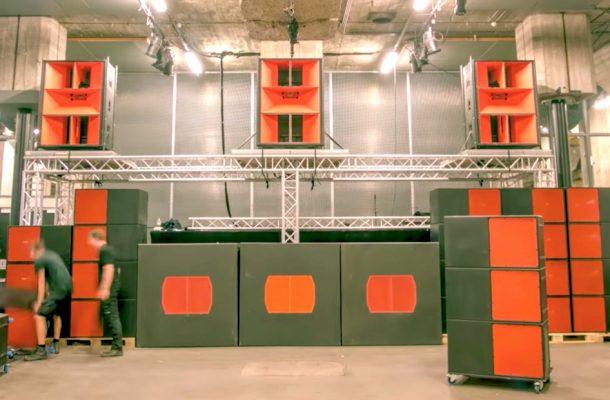 wall of sound dvs1