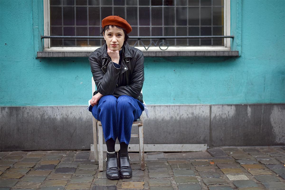 Elena Colombi by Sepideh Farvardin