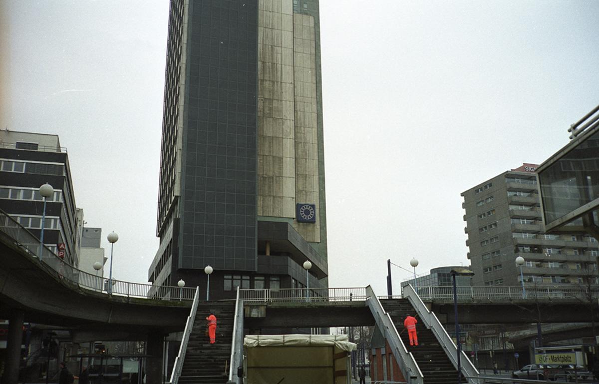 Hochplateau Offenbach