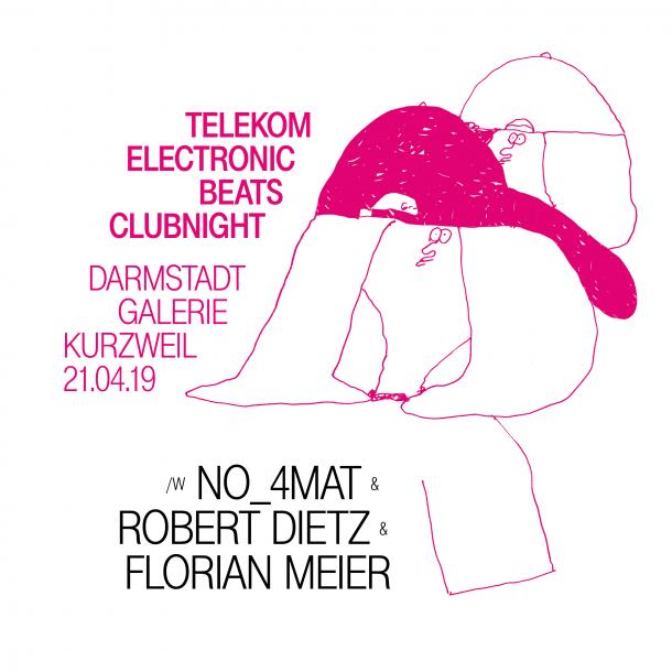 TEB Clubnight at Galerie Kurzweil