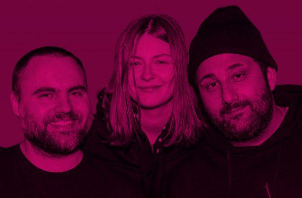 Podcast Munich with Perel, Laurin Schaffhausen and David Muallem by Mitya Kolomiyets