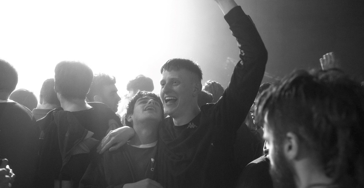 Watch A Trailer For A New Movie About The '90s Scottish Rave