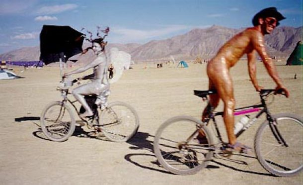 The US Doesn't Just Want A Mexican Border Wall, They Also Want One Around Burning Man Too