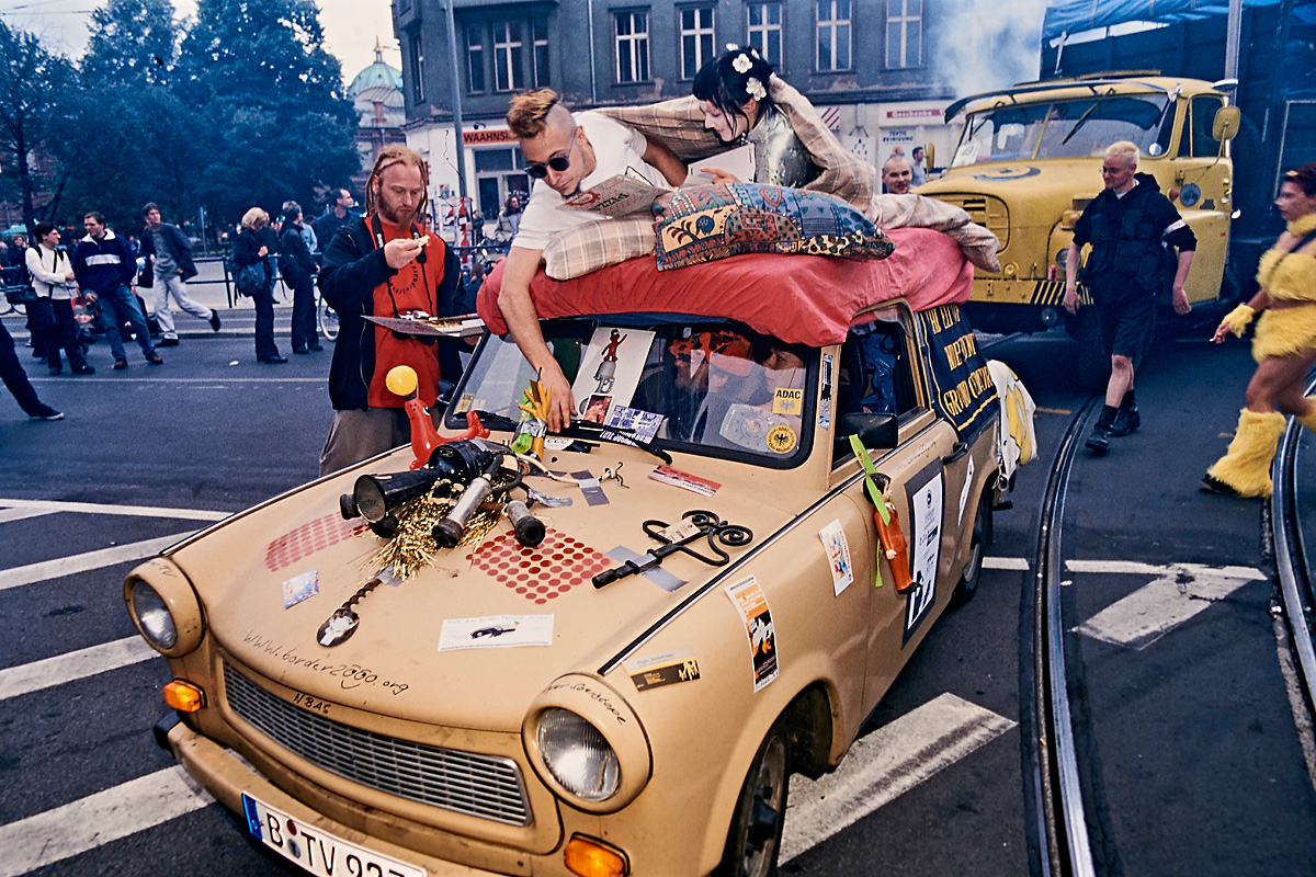 Fuckparade 2000 by Marco Microbi