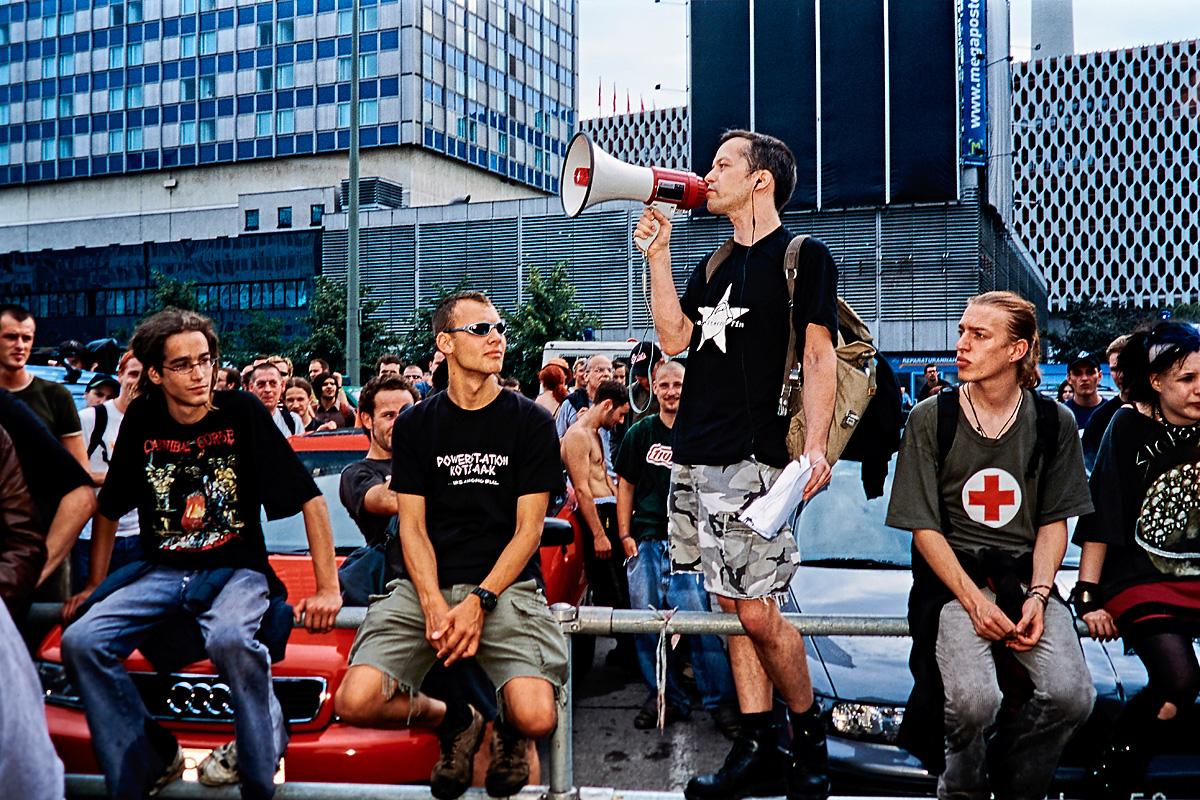 Fuckparade 2001 by Marco Microbi