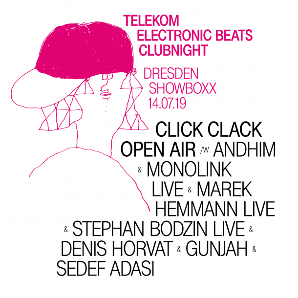 TEB presents Click Clack 2019