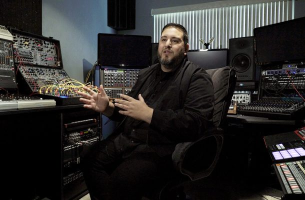 Drumcell on his studio system, EB.TV Tech Talk