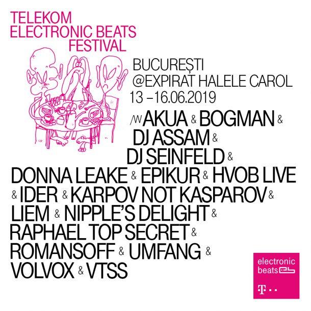 TEB Festival Bucharest