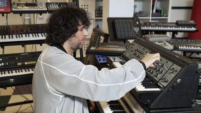 Mathew Jonson Presents His Synthesizer Favourites: Roland SH-5, Videostill