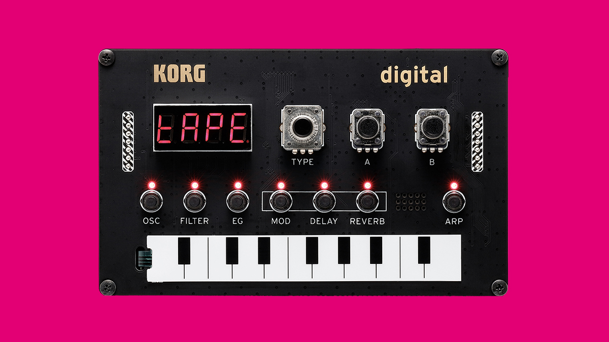 Check Out Korg's Ultra-Affordable New Nu:Tekt NTS-1 DIY