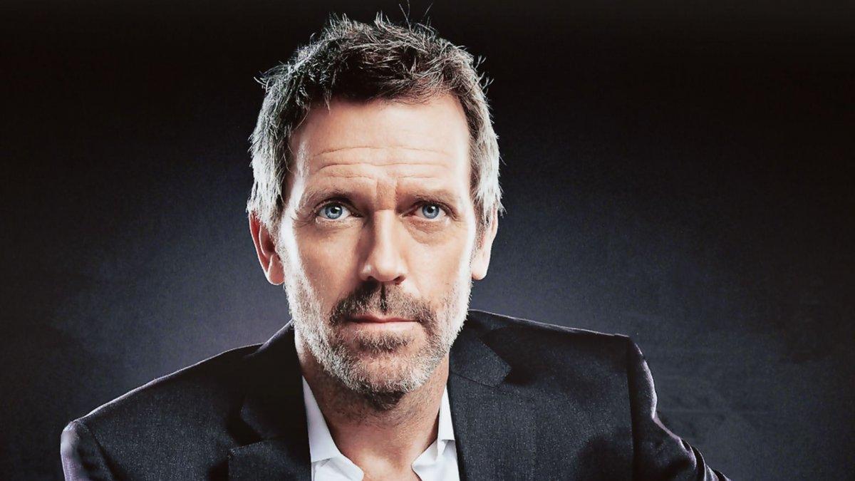 Hugh Laurie dołącza ...