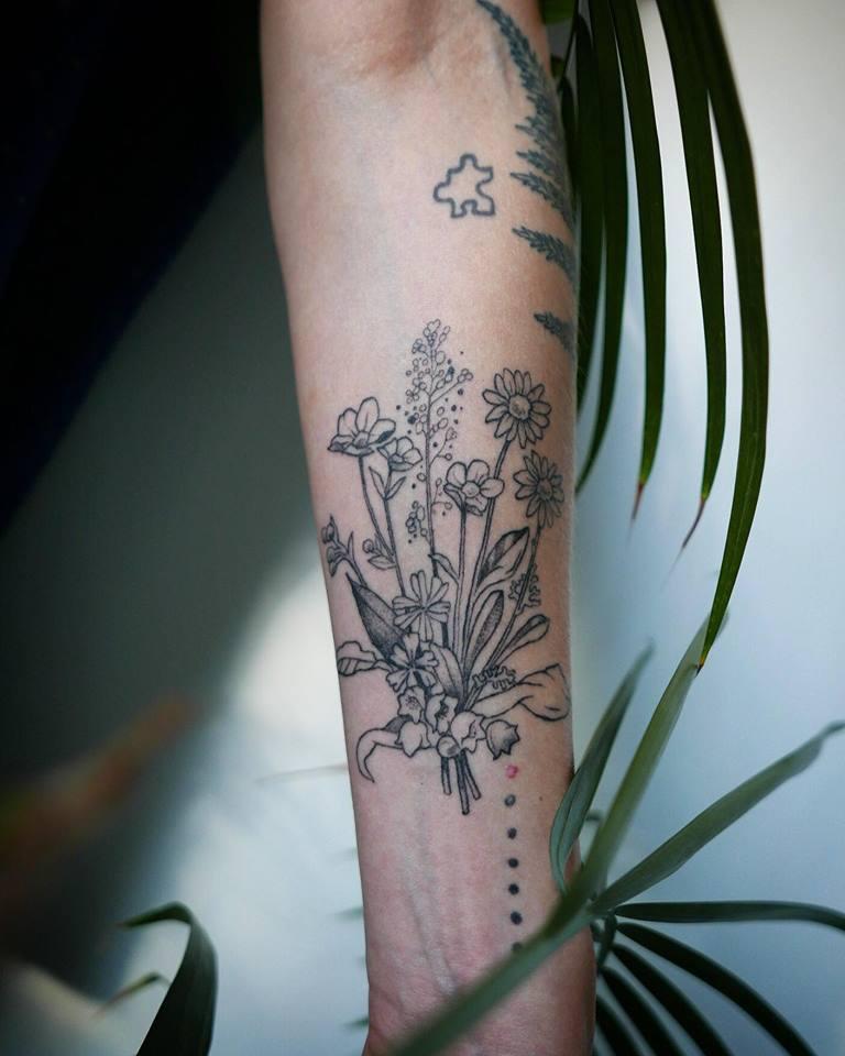 5 Tatuażystek Na Instagramie Które Polubi Nawet Wasza