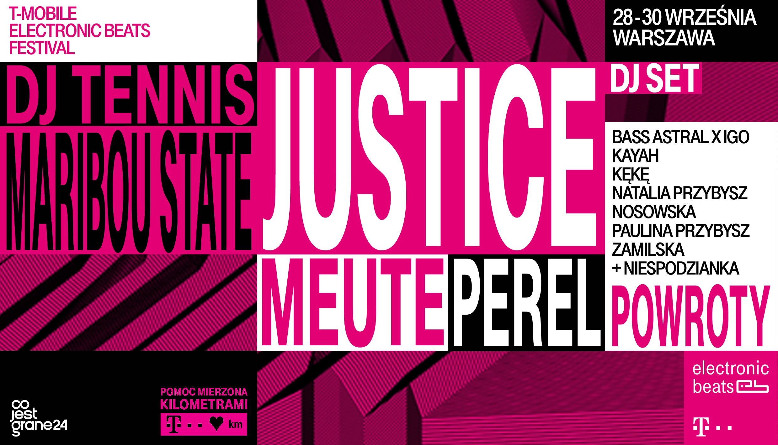 EB PL Festiwal with Justice
