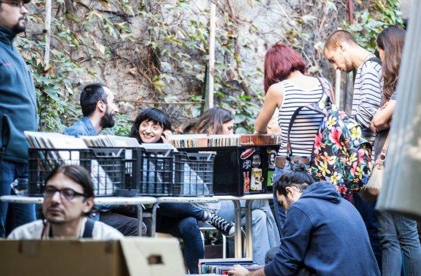 Telekom Electronic Beats 2015 Bucharest Diggers