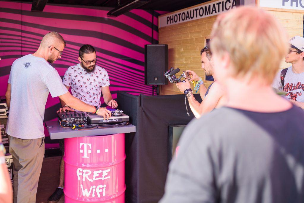 Retrăiește Experiența Telekom Electronic Beats de la Electric Castle 2018!