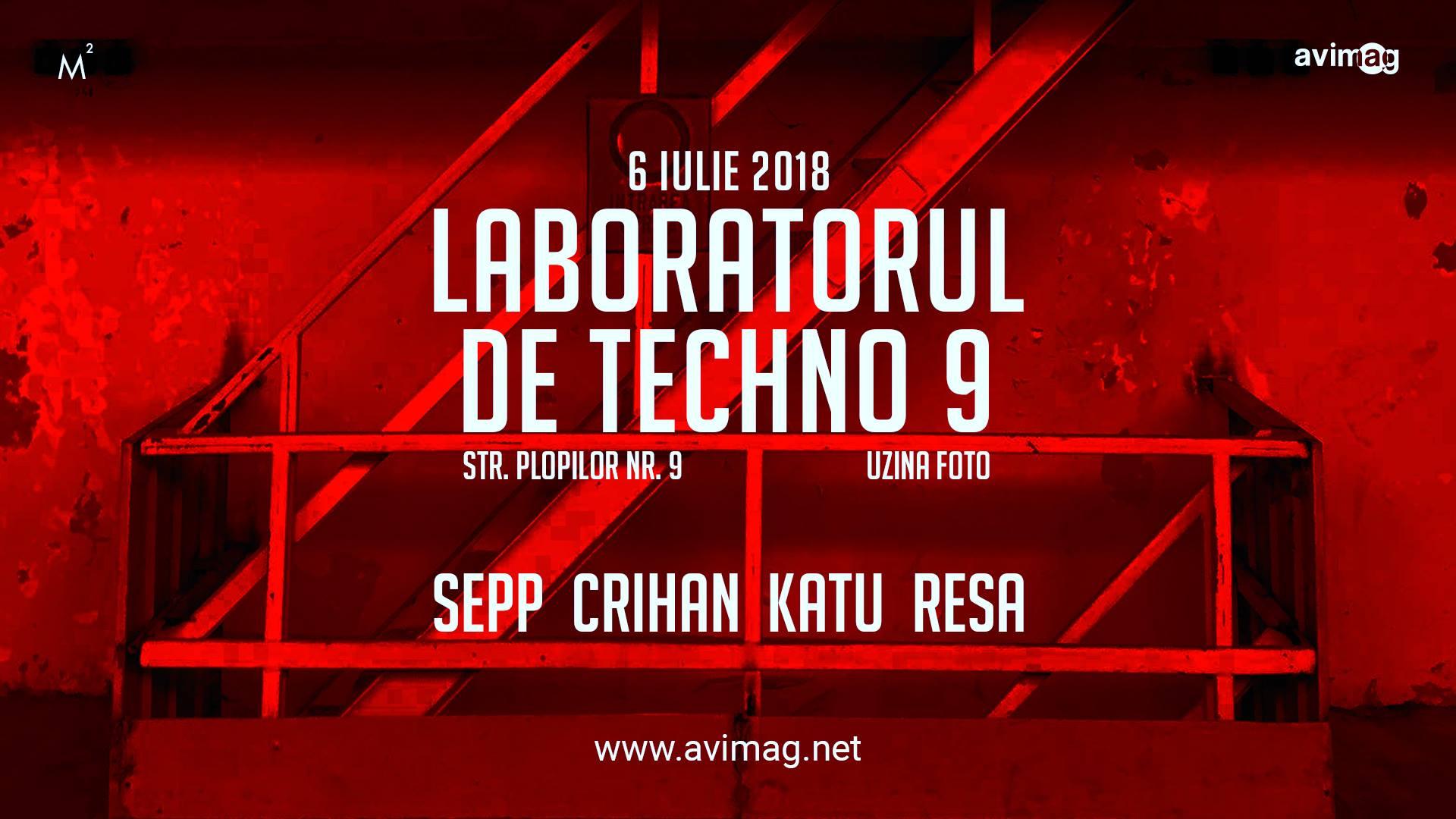 Laboratorul de Techno