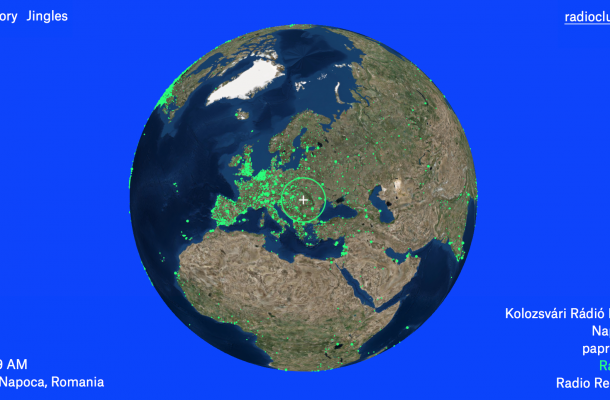 Iată harta online a posturilor de radio care emit chiar acum