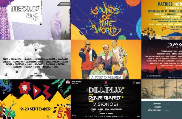 Artiști remarcabili, viziuni distincte – iată nouă evenimente cu care deschidem noul sezon