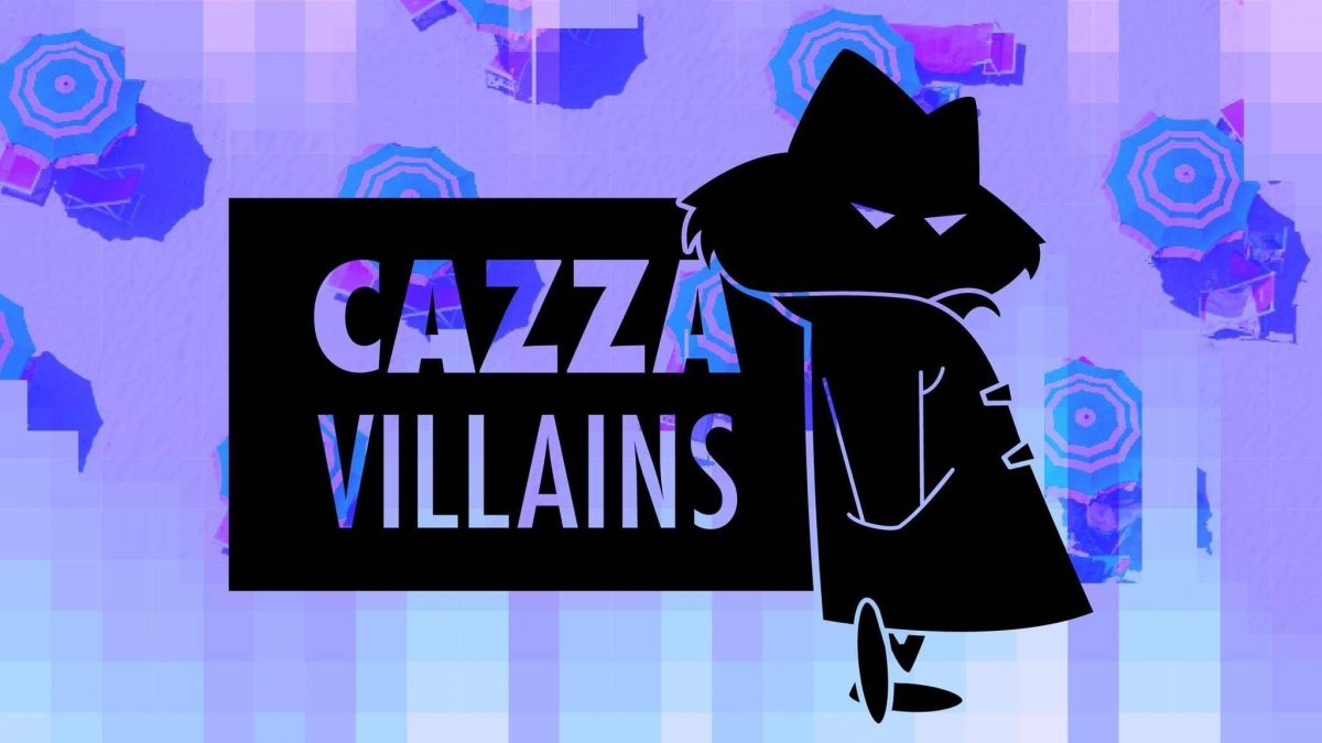 cazza villains
