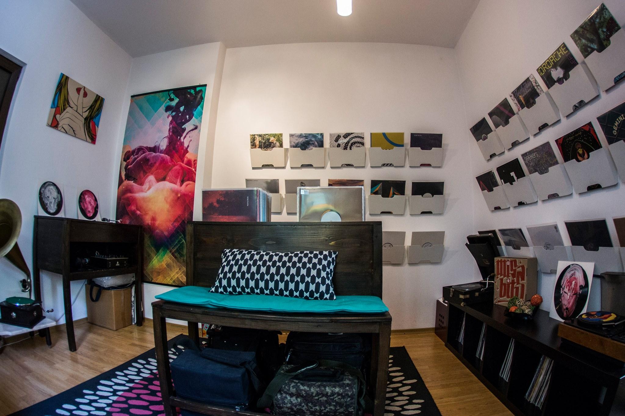 O porție sănătoasă de tech house: 5 recomandări pe vinil de la Misbits Record Shop