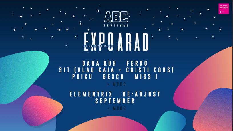 ABC la Expo - Festival 2018