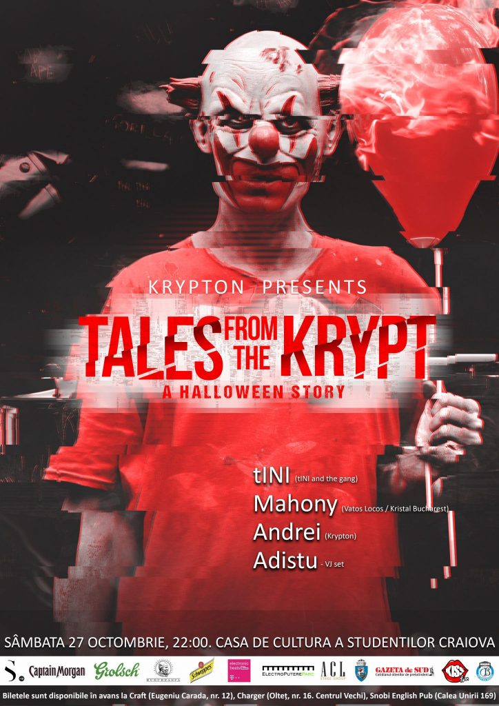 krypton tini halloween