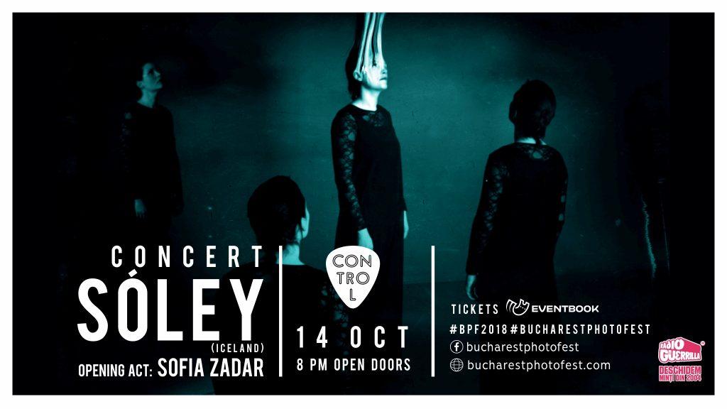 bucharest photofest concert SOLEY