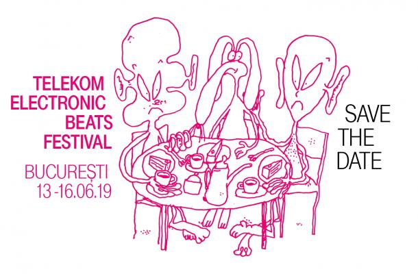 Telekom Electronic Beats Festival 2019 București