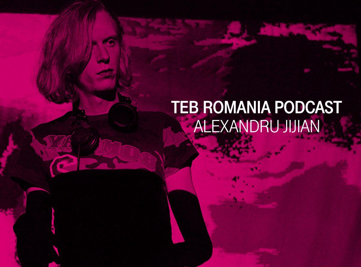 TEB Podcast 1 Alexandru Jijian