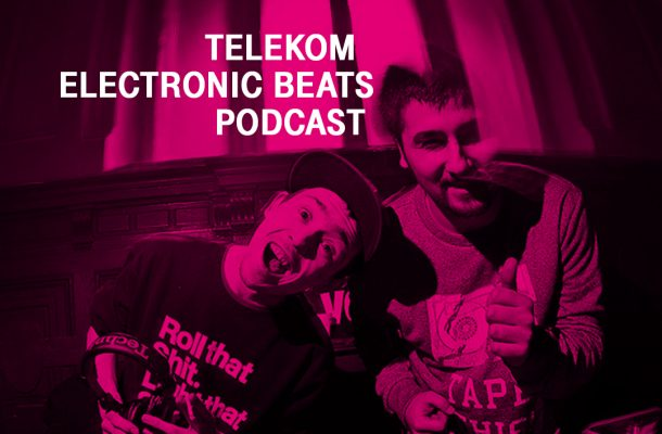 Telekom Electronic Beats Podcast 3 Rotopercutor