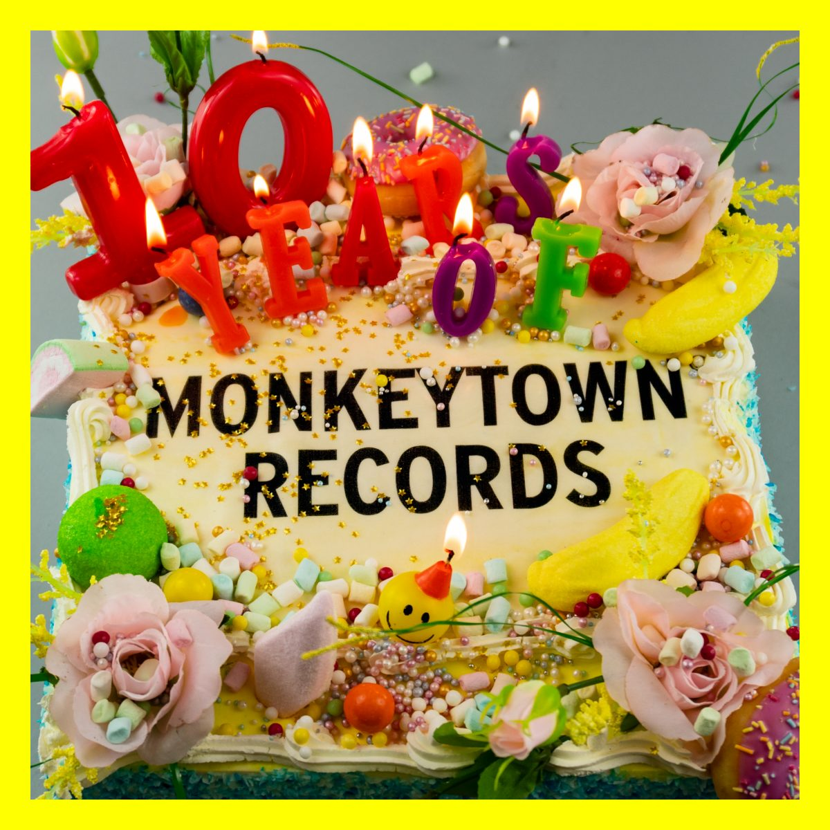 Monkeytown Records