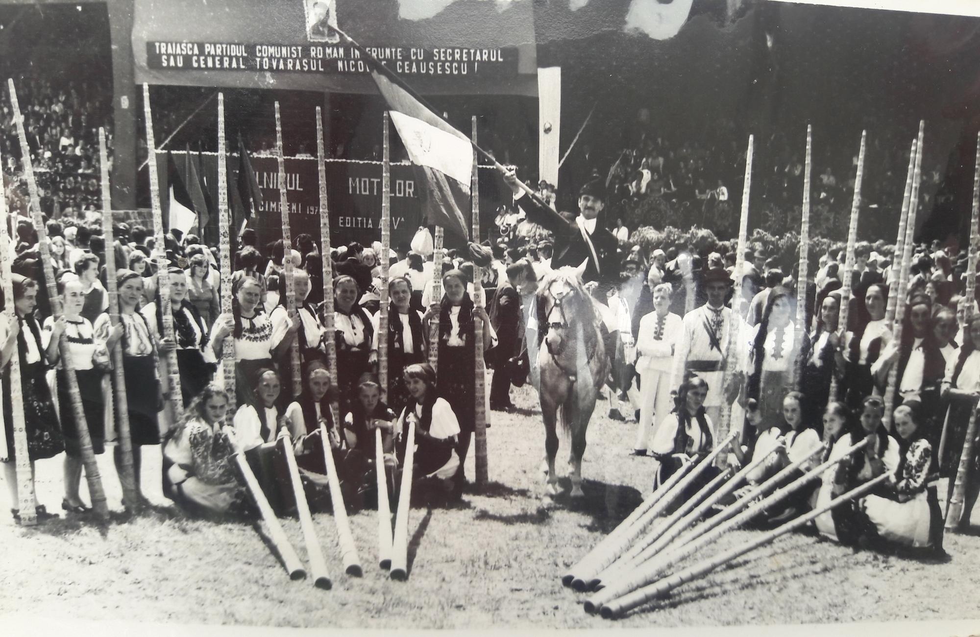 Arhivă foto: tulnicărese
